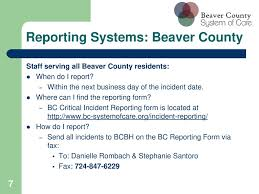 Beaver County System Of Care Ppt Download