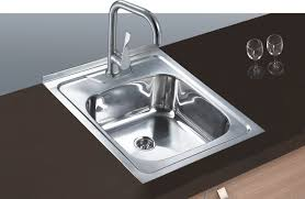 cabinet metal kitchen sinks soleil x stainless steel drop in