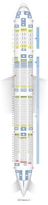 Seatguru Seat Map Klm Seatguru