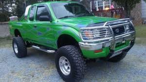 Toyota Tacoma Lifted In North Carolina For Sale ▷ Used Cars On ...