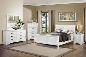 QUEEN BEDROOM SET #2147 WHITE