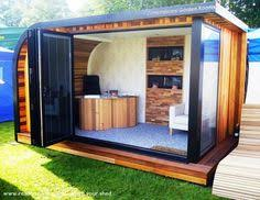 prefab garden office. 10 Private Tranquil And Spectacular Garden Shed Offices Gardens Office Backyard Prefab L