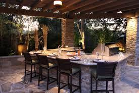 For Outdoor Kitchens Custom Outdoor Kitchen Michael Glassman Associates