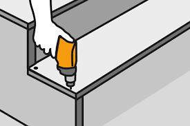 Eine treppe verbindet also zwei etagen miteinander und macht es damit möglich, bequem und sicher von einem stockwerk in diy schreibtisch: Terrassentreppe Bauen Anleitung Von Hornbach