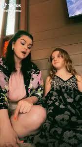 Selena Gomez, Little Sister Gracie ...