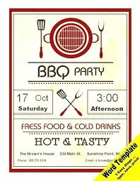 barbecue invitation template free bbq invitation template party invitations bbq invitation samples