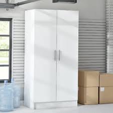 Wood Storage Cabinets Youll Love Wayfair