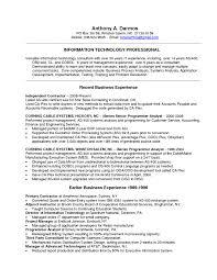 Sap Basis Consultant Resume Examples Internationallawjournaloflondon