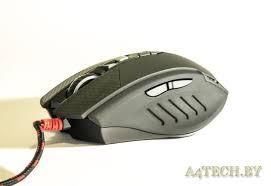 Обзор игровой <b>мыши A4Tech Bloody T70</b>