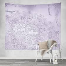 fanciful lavender wall art home remodel ideas bohemian tapestry purple mehendi henna tattoo style print boho decor for nursery nz on lavender wall art for nursery with fanciful lavender wall art home remodel ideas bohemian tapestry