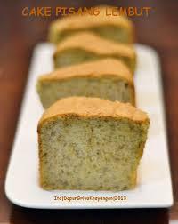 Resep Cake Pisang Raja Wwwgeekmailsu