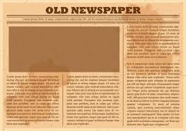 blank newspaper template blank newspaper template free printable for students templates
