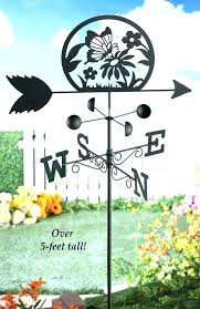 metal spinning yard art garden stakes erfly stake from collections of words stak