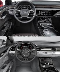 2018 audi virtual cockpit. fine audi 2018 audi a8 vs 2014  old new interior for audi virtual cockpit