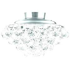possini innovation ceiling fan euro design crystal round light kit chandelier brilliant