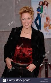 LOS ANGELES, CA. March 13, 2005: Actress KIM RHODES at the Hollywood  premiere of Walt Disney Pictures' Ice Princess, at the El Capitan Theatre.  © 2005 Paul Smith / Featureflash Stock Photo - Alamy