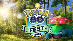 Pokemon Go Fest 2021 Tag ...
