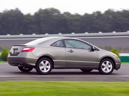 HONDA Civic Coupe Si specs - 2006, 2007, 2008 - autoevolution