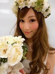 花嫁の髪型カタログティアラに合う編み込みアップ人気アレンジ I