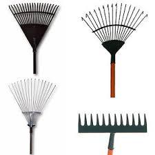 garden rakes. image is loading outdoor-garden-rakes-lawn-rake-adjustable-plastic-metal- garden rakes \