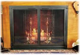 fireplace doors wrought iron. When Purchasing Fireplace Glass Doors, One Of The Most Important Features To Consider Is Material Out Which They Are Made. Wrought Iron Doors L