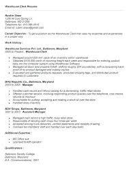 Shipping And Receiving Resume Sample Best Of Shipping And Receiving Resumes Shipping Receiving Clerk Cover Letter