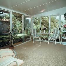 Indoor Patio sun room stone and epoxy flooring option 4667 by xevi.us