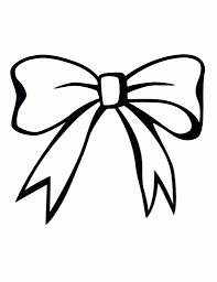 Small Picture Coloring Pages Bow Coloring Page Christmas Pages Bows Inc Free