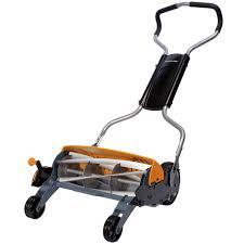 push reel lawn mower. fiskars inches reel lawn mower push l