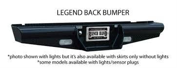 Ranch Hand Rear Bumper Replacement | 2000 Silverado 1500 5.3L V-8 ...