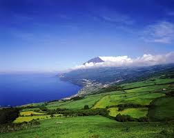 Images of Pico Island in the Azores