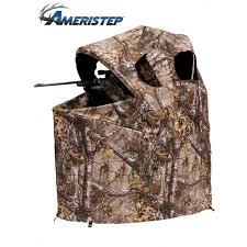ameristep tent chair blind