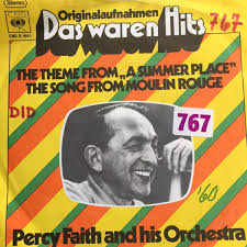 percy faith his orchestra the theme from a summer place the song from moulin rouge vinyl at discogs