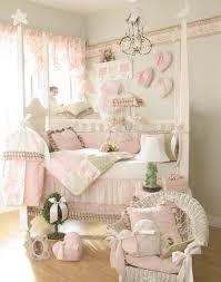 ... Entrancing Image Of Unique Baby Nursery Room Decoration Ideas :  Exciting Vintage Light Pink Girl Unique ...