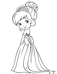 Small Picture Strawberry Shortcake Coloring Page 11004 Bestofcoloringcom