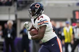 Bears Depth Chart 2017 Chicago Bears Depth Chart Jordan Howard Leads Teams