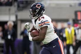 Chicago Bears Depth Chart 2017 Chicago Bears Depth Chart Jordan Howard Leads Teams