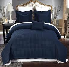 blue bedding sets king navy comforter dark design ideas inside set