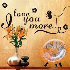 free express 52x100cm i love you more wall art vinyl decal lettering words sticker stencil decor wall art decal stickers wall art decals from jwlry31  on wall art lettering words with free express 52x100cm i love you more wall art vinyl decal lettering