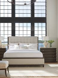Brentwood Bristol Tufted Upholstered Bed Lexington Home Brands