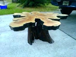 tree trunk furniture for sale. Tree Stump Table Top Coffee For Sale Trunk  Tree Trunk Furniture For Sale