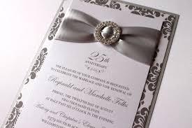 25th wedding anniversary invitations 25th wedding anniversary invitations wording
