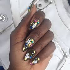 Fashion claws tv show manicurist nail art trends designs | Cheers ...