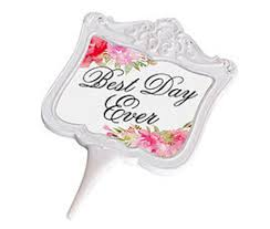 <b>Cake Toppers</b>, Decorations, and <b>Figurines</b>