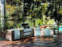 Outdoor Summer Kitchen Outdoor Summer Kitchen Home Design Ideas