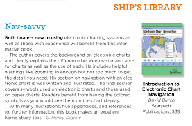 Reviews Of Introduction To Electronic Chart Navigation