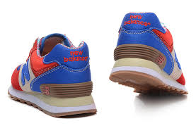 new balance shoes red and blue. buy discount new balance 574 classic jogging shoes w- hq 3 for men red / blue and e