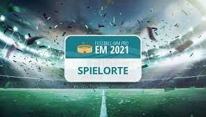 Weitere infos zur fussball em 2021. Em Spielorte 2021 Die 12 Orte Stadien Der Euro 2020