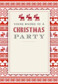 holiday party invitation template a merry little party free printable christmas invitation template