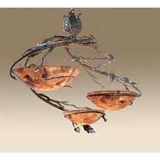maitland smith verdigris finished steel and patina brass chandelier penshell inlay bowls